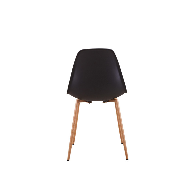 Lot chaises scandinaves top lot de chaises scandinaves for Chaise zenata