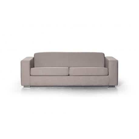 Canapé droit 3 places