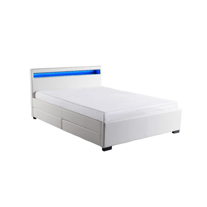 Lit avec tiroirs de rangement cool lit enfant sam tiroir - Lit plateforme avec rangement ...