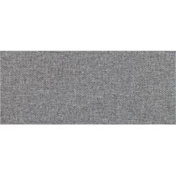 WIDE - Canapé d'angle panoramique convertible en tissu