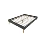 1159 - Cadre de lit en tissu