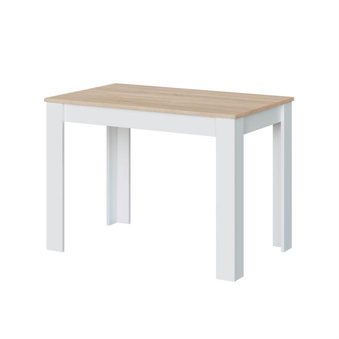 Table à manger L109 x P67 cm