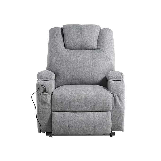 FAR03 - Fauteuil de relaxation électrique releveur en tissu