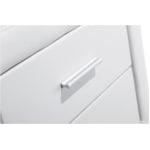WSS922 - Table de chevet en simili