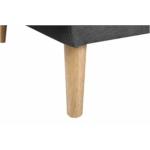SOLIS - Banquette 2 places  convertible méridienne et coté relevable en tissu