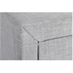 WSS909 - Table de chevet en tissu