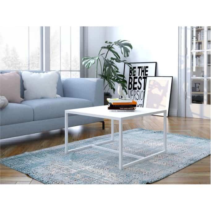 BARRY - Table basse carrée 67 x 67 cm