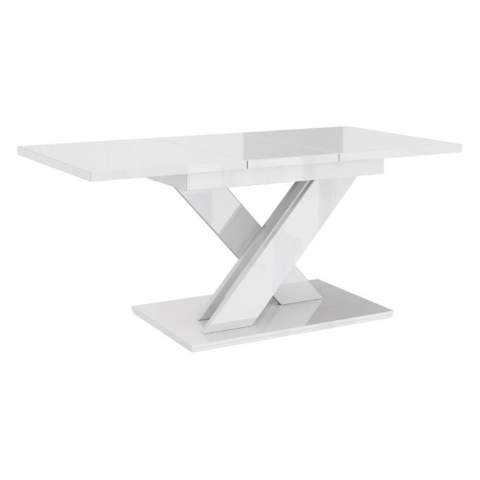 ROXY - Table à manger extensible 140/180 cm