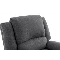 9121 - Fauteuil de relaxation en tissu