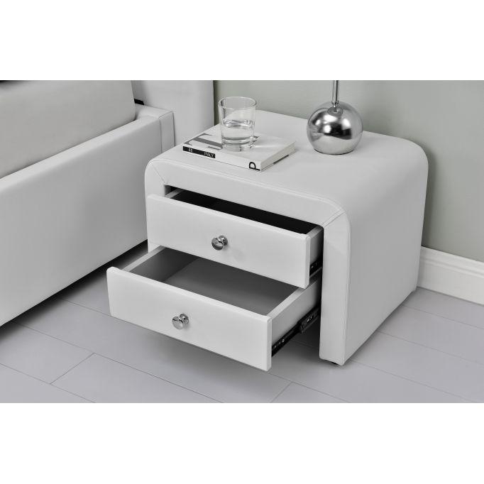WSS907 - Table de chevet en simili