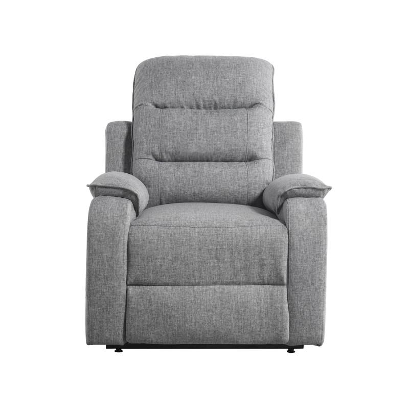 FAR06 - Fauteuil de relaxation électrique releveur en tissu
