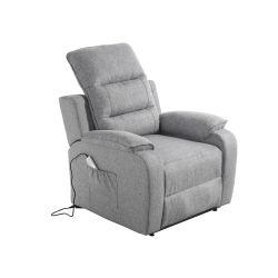 FAR06 - Fauteuil de relaxation éléctrique releveur massant chauffant en tissu