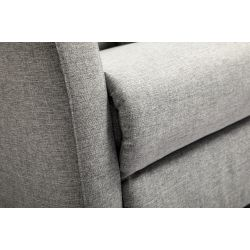 OSSFL882 - Fauteuil de relaxation manuel en tissu