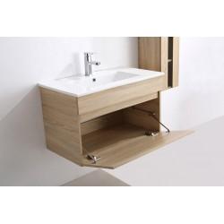 Meuble simple vasque