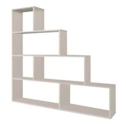 Étagère escalier 7 cases L145 x H145 cm