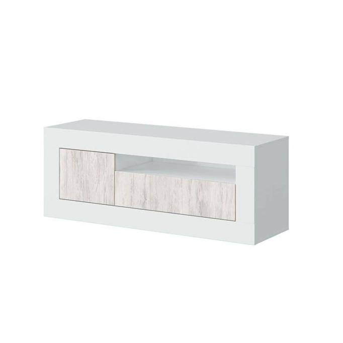 Meuble TV Design 3 portes  L139 cm