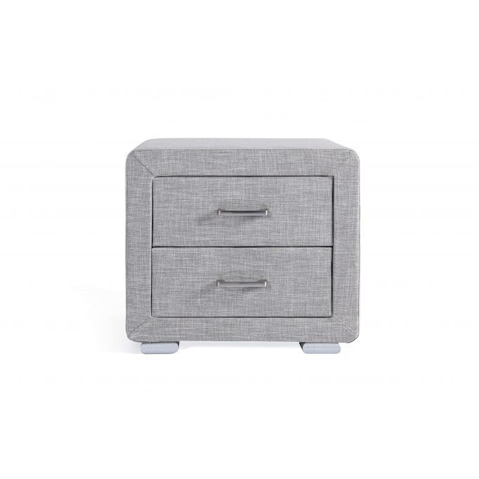 WSS922 - Table de chevet en tissu