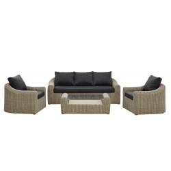 Des salons de jardin avec table et chaises à des prix grossiste - Sajuco
