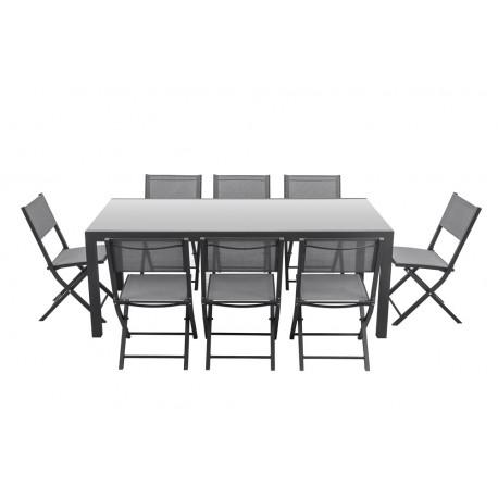 Ensemble table et chaises