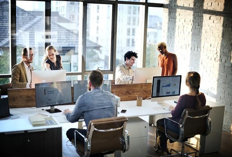 Bureaux et Espaces de Coworking